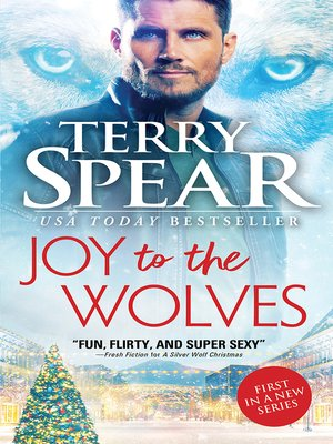 cover image of Joy to the Wolves
