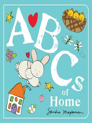 cover image of ABCs of Home