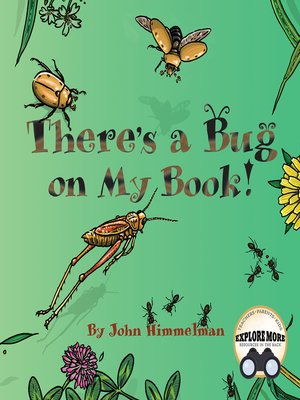 cover image of There's a Bug on My Book!