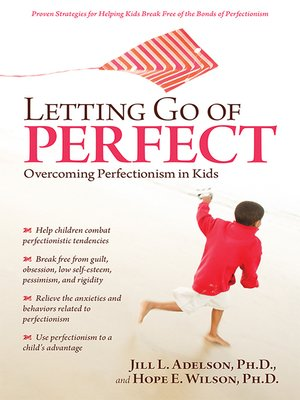 cover image of Letting Go of Perfect