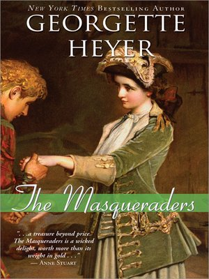 cover image of The Masqueraders