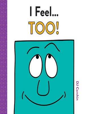 cover image of I Feel... Too!