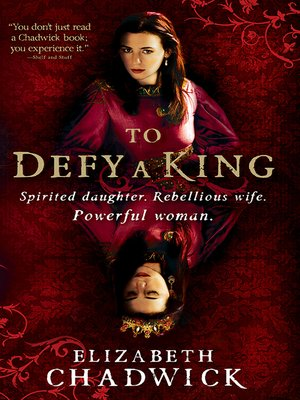 cover image of To Defy a King
