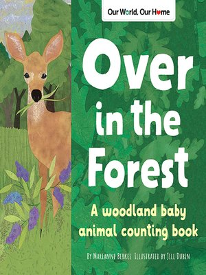 cover image of Over in the Forest