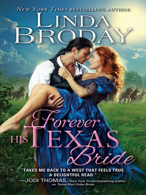 cover image of Forever His Texas Bride