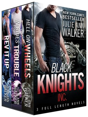 cover image of Black Knights Inc. Boxed Set