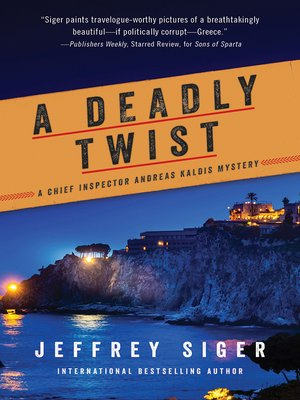 cover image of A Deadly Twist