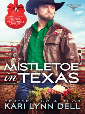 cover image of Mistletoe in Texas