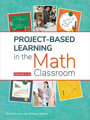 cover image of Project-Based Learning in the Math Classroom