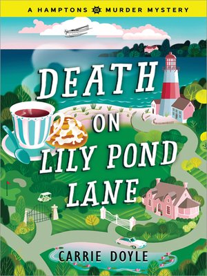 cover image of Death on Lily Pond Lane