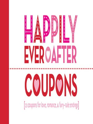 cover image of Happily Ever After Coupons