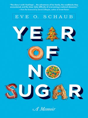 cover image of Year of No Sugar