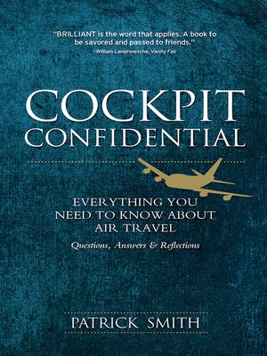 cover image of Cockpit Confidential