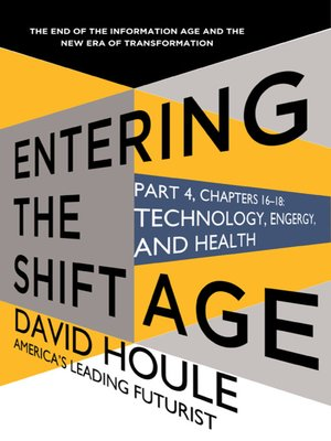 cover image of Technology, Energy, and Health (Entering the Shift Age, eBook 6)