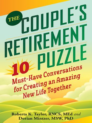 cover image of The Couple's Retirement Puzzle
