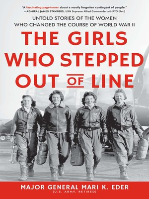 cover image of The Girls Who Stepped Out of Line