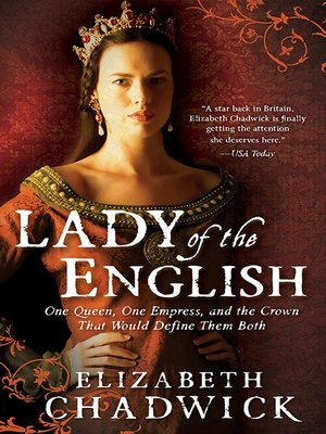 cover image of Lady of the English
