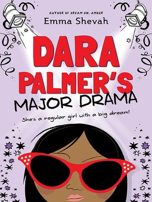 cover image of Dara Palmer's Major Drama