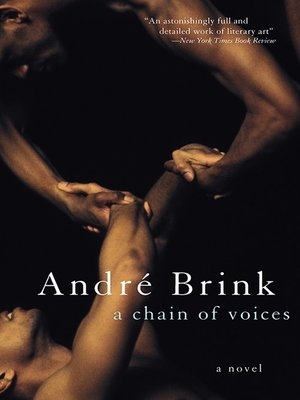 cover image of A Chain of Voices