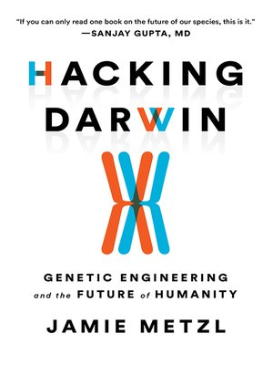 cover image of Hacking Darwin