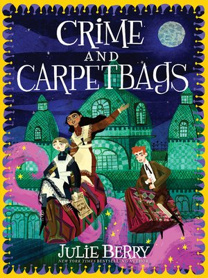 cover image of Crime and Carpetbags