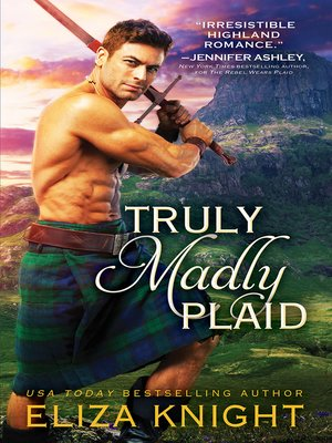 cover image of Truly Madly Plaid