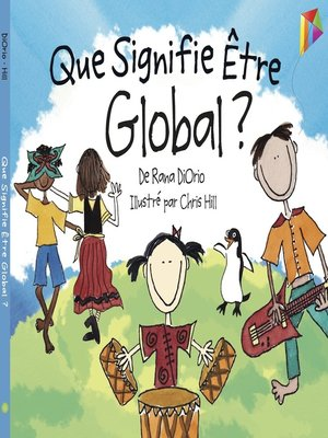 cover image of Que Signifie Être Global?