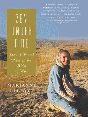 cover image of Zen Under Fire