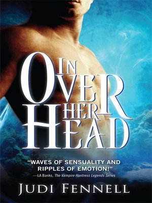 cover image of In Over Her Head