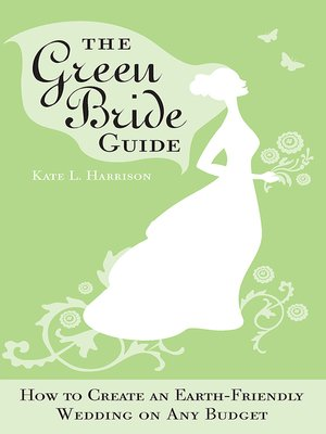 cover image of The Green Bride Guide