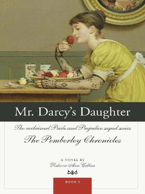 cover image of Mr. Darcy's Daughter