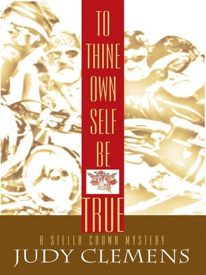 cover image of To Thine Own Self Be True