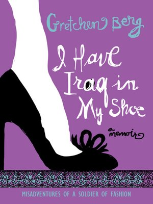 cover image of I Have Iraq in My Shoe