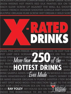 cover image of X-Rated Drinks