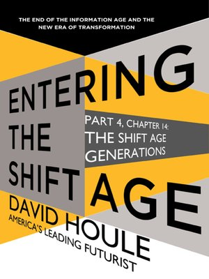 cover image of The Shift Age Generations (Entering the Shift Age, eBook 4)