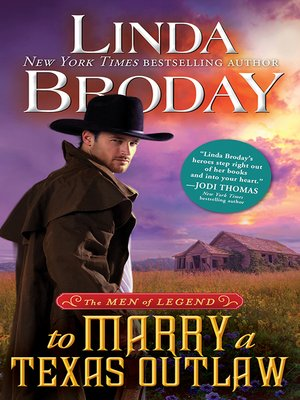 cover image of To Marry a Texas Outlaw