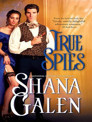 cover image of True Spies