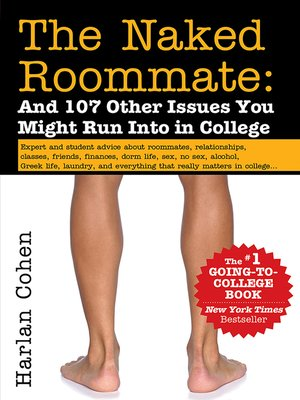 cover image of The Naked Roommate