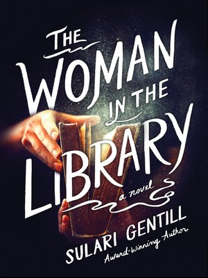 cover image of The Woman in the Library