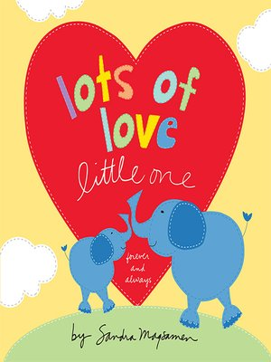 cover image of Lots of Love Little One