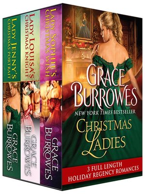cover image of Christmas Ladies