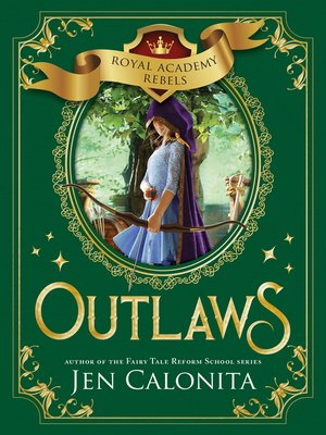 cover image of Outlaws