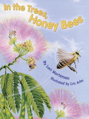 cover image of In the Trees, Honey Bees