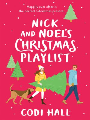 cover image of Nick and Noel's Christmas Playlist
