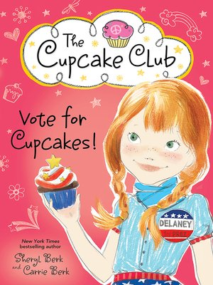 cover image of Vote for Cupcakes!
