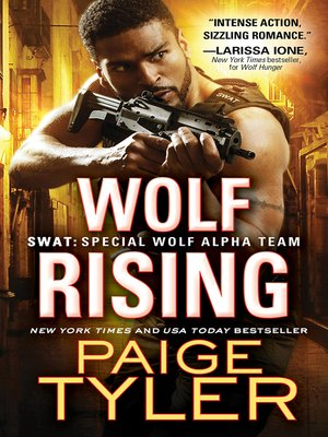 cover image of Wolf Rising