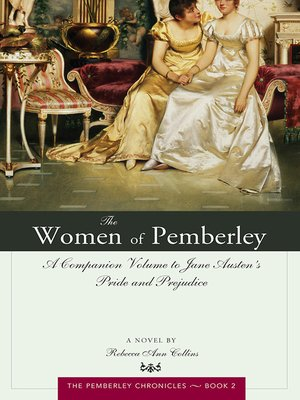 cover image of The Women of Pemberley