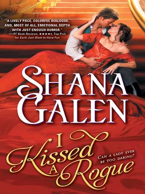 cover image of I Kissed a Rogue