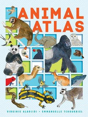 cover image of Animal Atlas