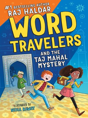 cover image of Word Travelers and the Taj Mahal Mystery